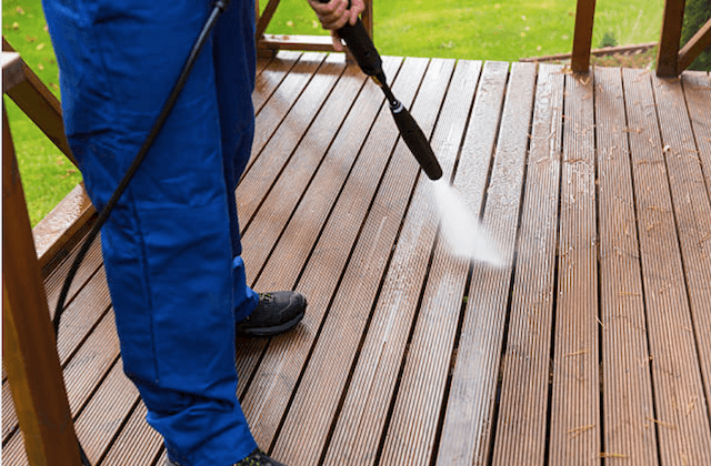 deck cleaning smithtown