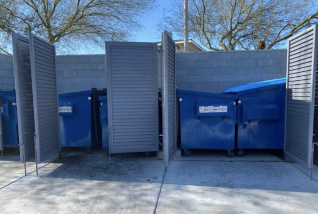 dumpster cleaning in smithtown