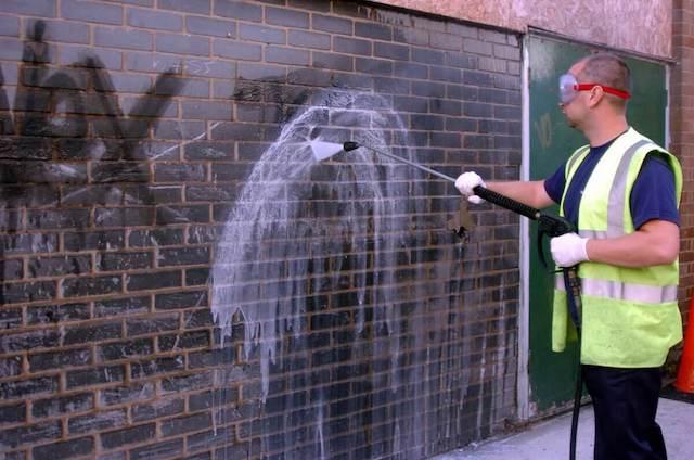 graffiti removal in smithtown